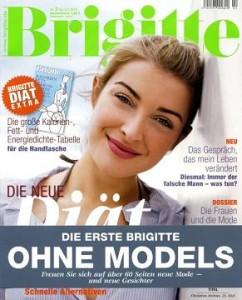 SPERRFRIST 02.01.2010 / Brigitte / Laienmodels