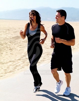 correr pareja