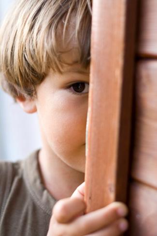 Como ayudar a tu niño a perder la timidez