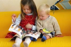 niños libro
