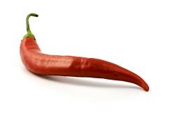Los efectos del chile y el talco para beb%C3%A9