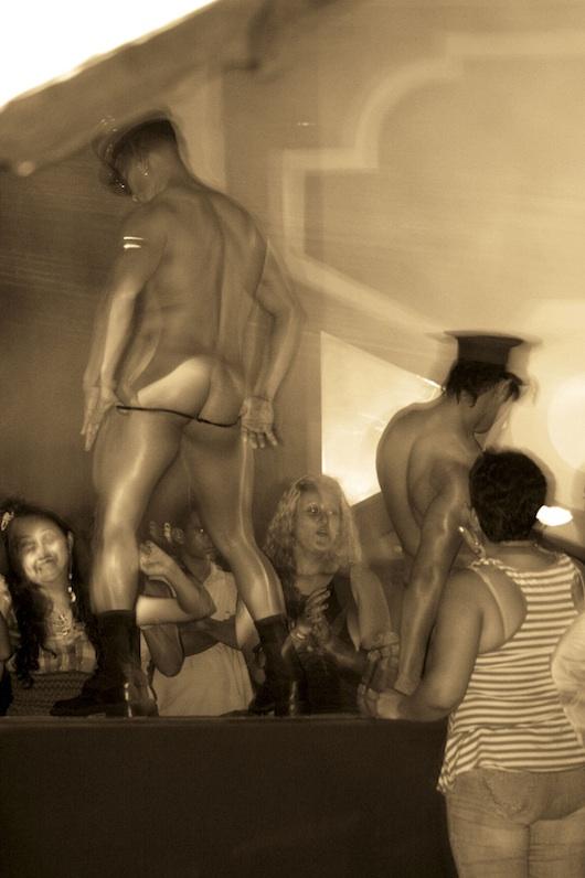Locales de striptease