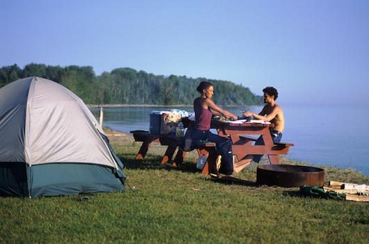 camping compañía